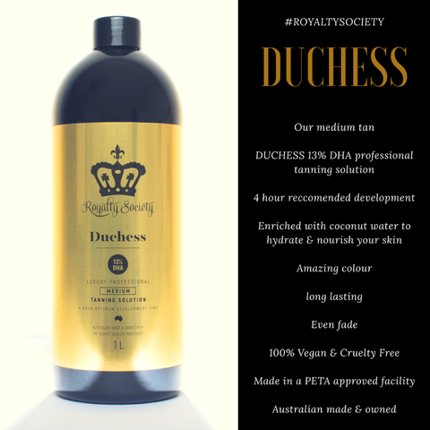 Royalty Society Duchess 1L