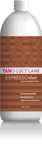 Tan by Lucy Lane Espresso Blast 1L