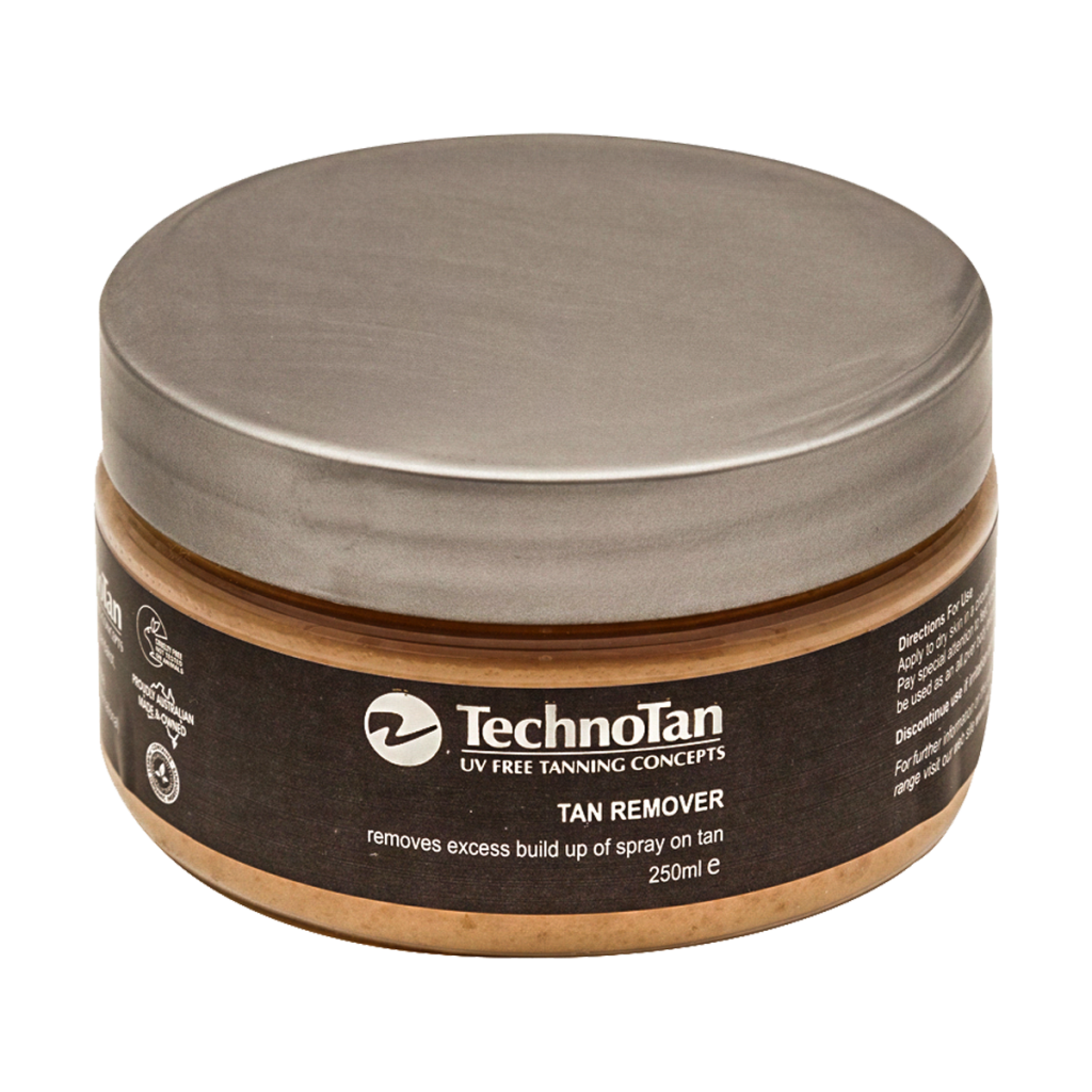 Techno Tan Tan Remover