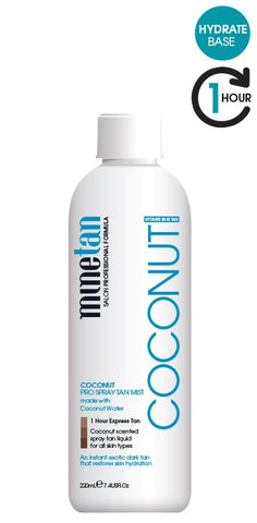 Mine Tan Skin Body Coconut Mini -  220 ml