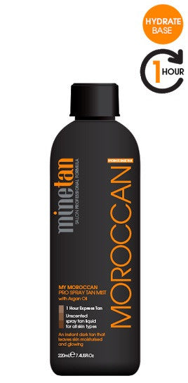 Mine Tan MOROCCAN Mini - 220 mls