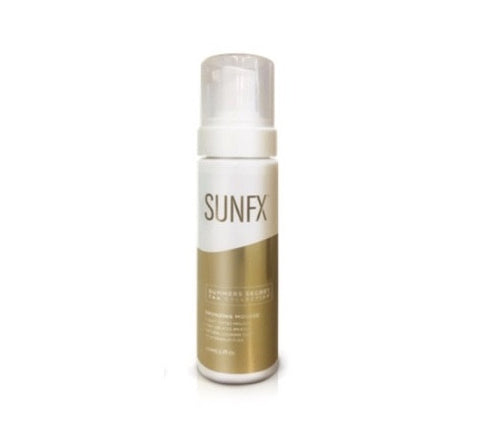 SunFx Summer's Secret Tanning Mousse