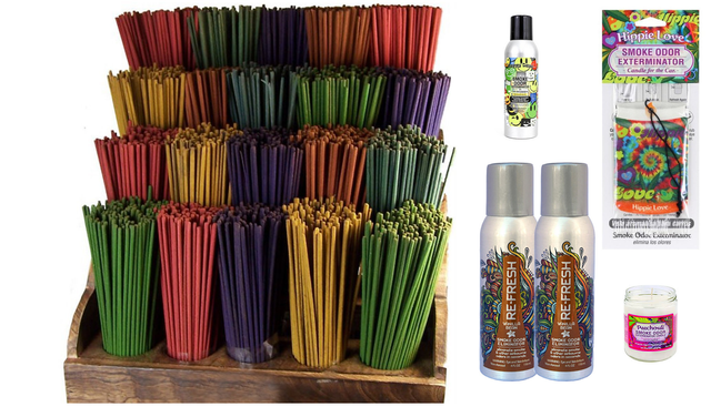 Incense / Air Fresheners