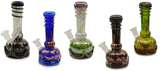 "15"" Glass-On-Glass Soft-Glass Water Pipe"