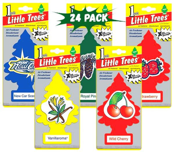 Little Trees® Car Air Fresheners (24 Pack)
