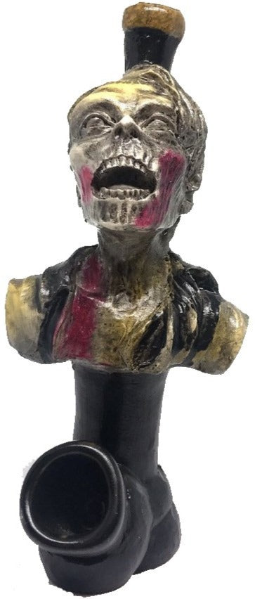 Zombie Resin Pipe