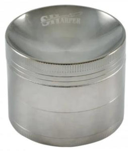 4 Piece Sharper Zinc Cone Grinder (50mm)
