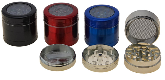 Clear Top Grinder (40mm)