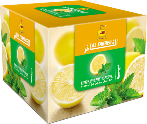 AL FAKHER LEMON W/ MINT 250GR