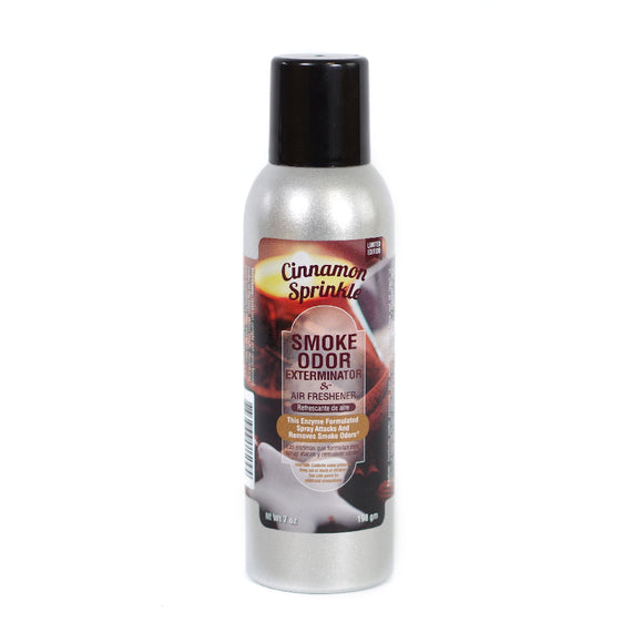 Smoke Odor Exterminator & Air Freshener Spray Cinnamon Sprinkle