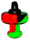 Directional Flow Silicone Carb Cap