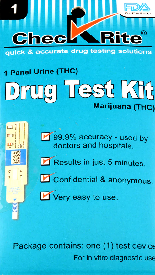 Drug Test Kit (1 Panel)