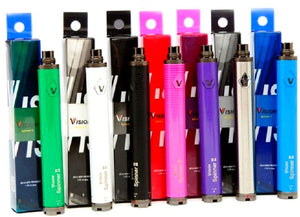 Vision Vapros Spinner II Variable Voltage 1650MAH