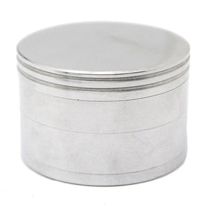 4 Part Aluminum Grinder (63mm)