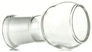 18mm Female Joint Clear Glass Dome