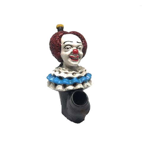 Clown Resin Pipe