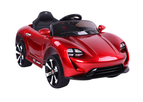 Battery-Powered Ride-On Toy with Remote *Additional Shipping Applies*