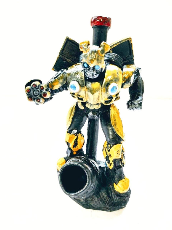 Resin Pipe Yellow Bot