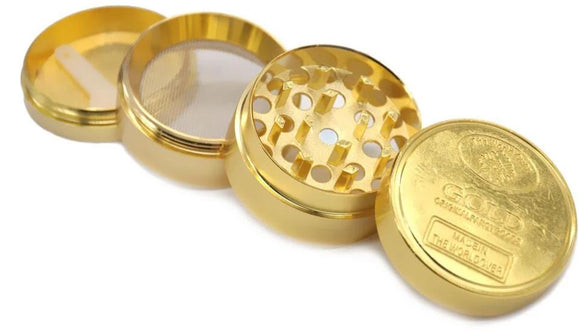 Gold Coin Grinder - (50mm)