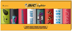 Bic Lighters Cutting Edge (50ct)
