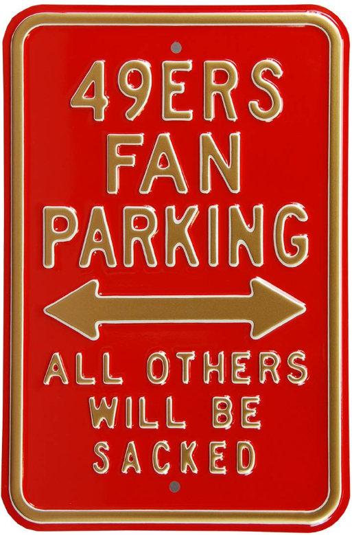 Sign - 9ers Only