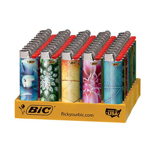 Bic Lighters Nature (50ct)