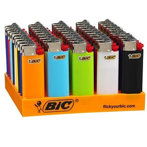Bic Lighters Maxi (50ct)