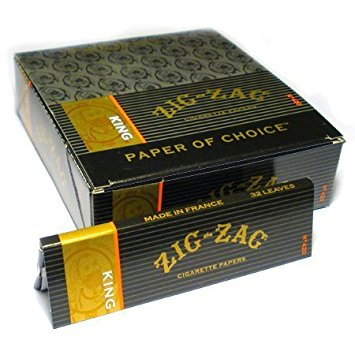 Zig Zag King Size Papers