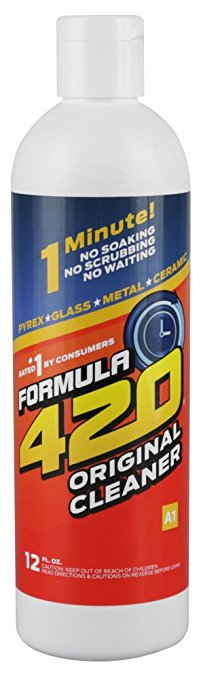 Formula 420 Glass Cleaner