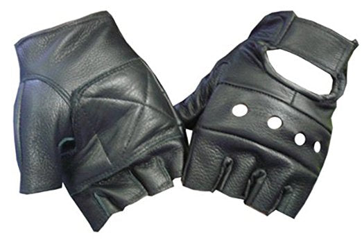 Finger-Less Gloves (Bundle of 10 pairs)