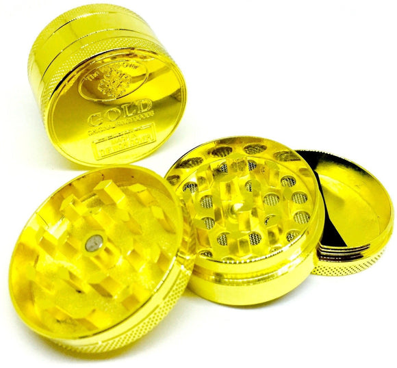Gold Coin Grinder - (40mm)