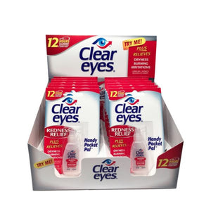 Clear Eyes (12ct)