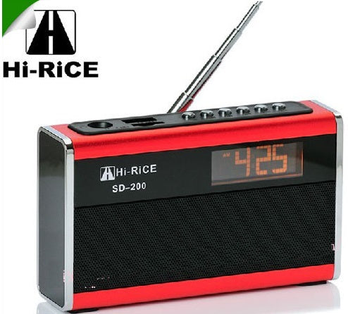 Hi-Rice Portable Mini HIFI Speaker