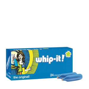 Whip-it! Cream Chargers (24 pack)