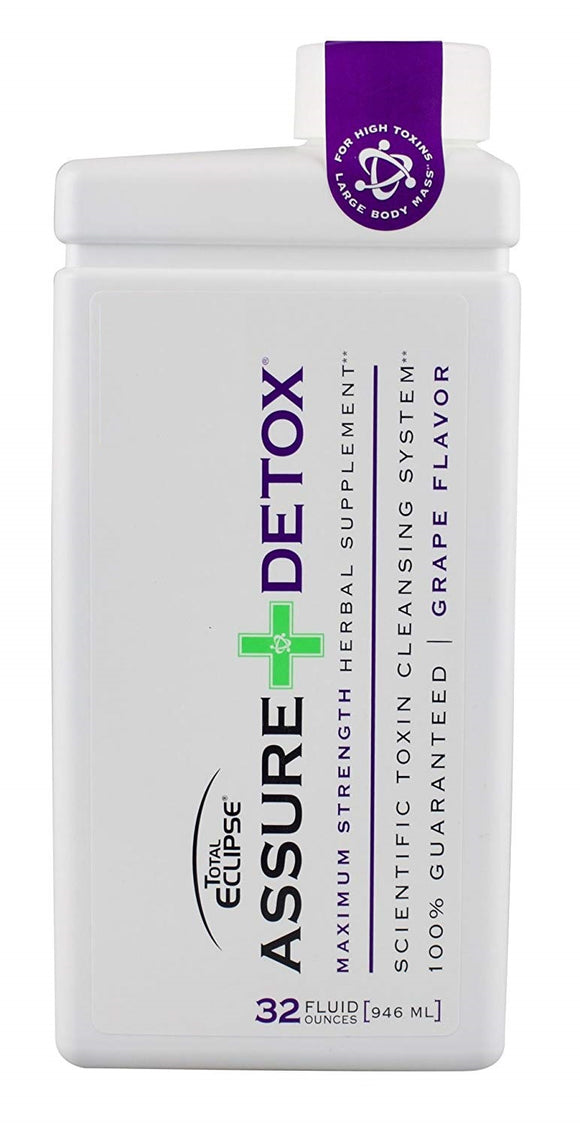 Total Eclipse Assure Detox - Grape