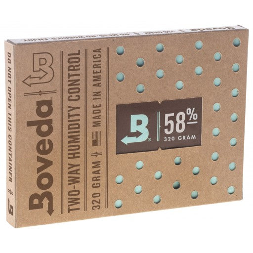 Boveda Humidity Control 58% RH for 320 Gram (5 lb up to 80 oz)