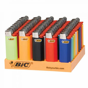 Bic Lighters Mini (50ct)