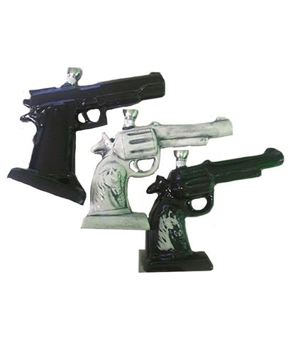 90209 Ceramic Gun Waterpipe