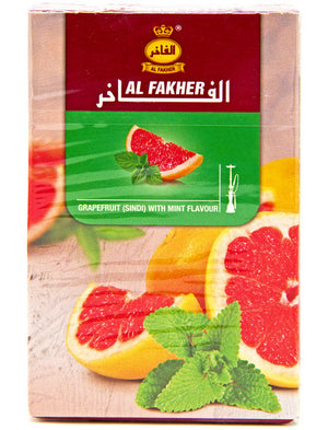 AL FAKHER GRAPEFRUIT W/ MINT 10/50GR