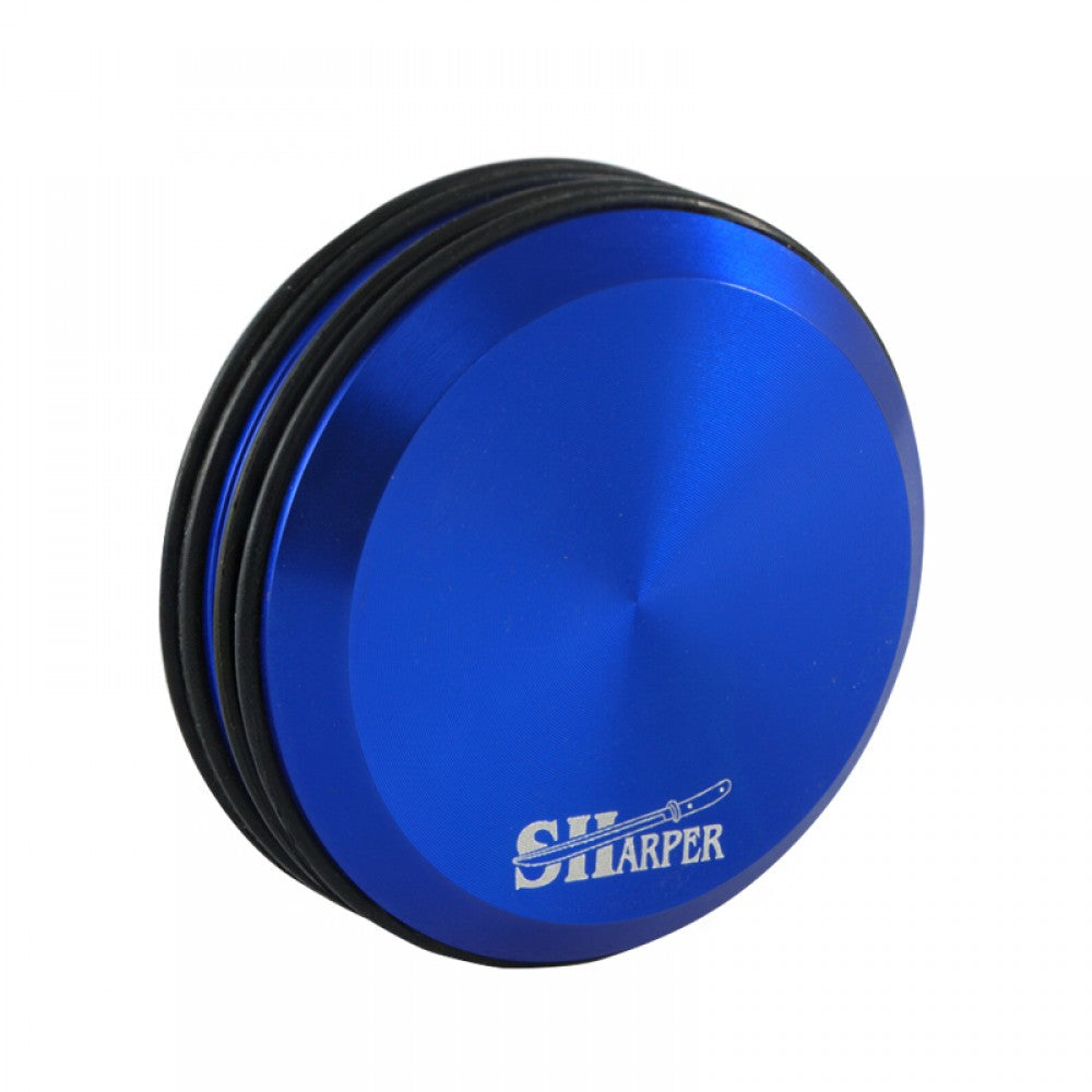"Sharper Rubber Grip Grinder - (3.0"")"