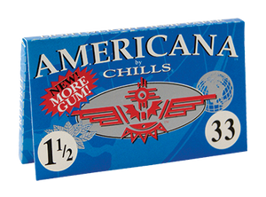 Americana Chills Rolling Papers (25ct)