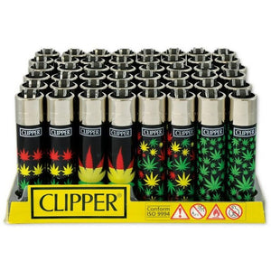 Clipper Lighter Leaves 20 (48ct)