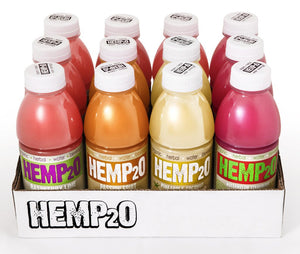 Hemp2O Drink (Case of 12)