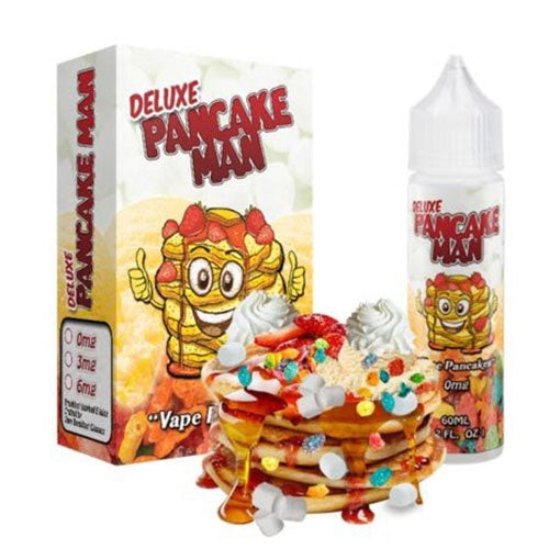 Deluxe Pancake Man By Vape Breakfast