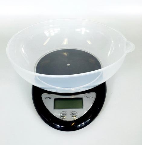Supreme Weigh SW12 Digital Kitchen Scale