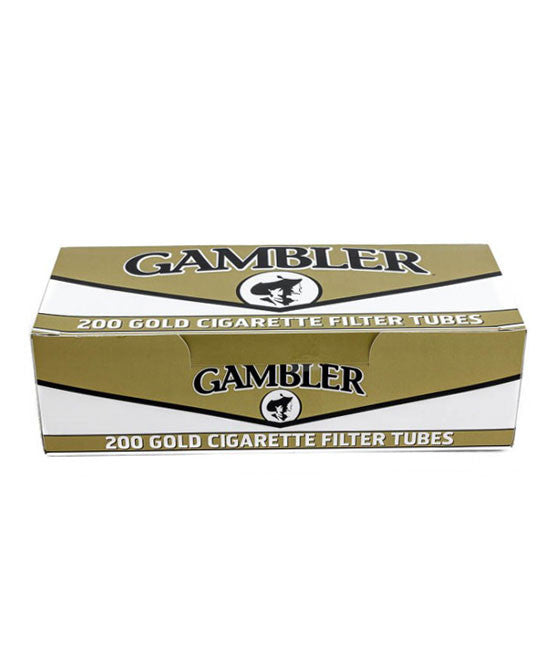 Gambler Gold King (5 Sleeves of 200ct)