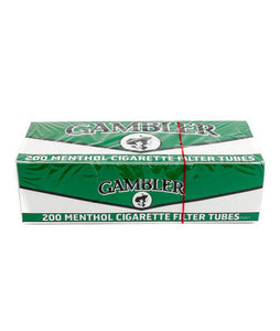 Gambler Menthol King (5 Sleeves of 200ct)
