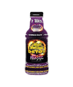 High Voltage Acai 16oz