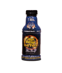 High Voltage Blueberry 16oz