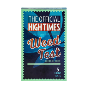 The Official High Times 1 Panel Urine Test  (5ct)